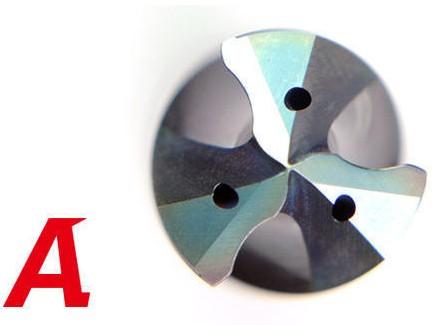硬質合金3刃鑽頭TRS