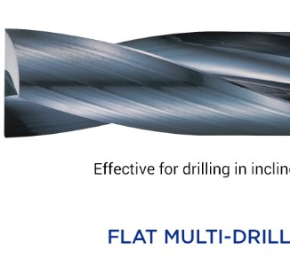 Flat MultiDrill MDF