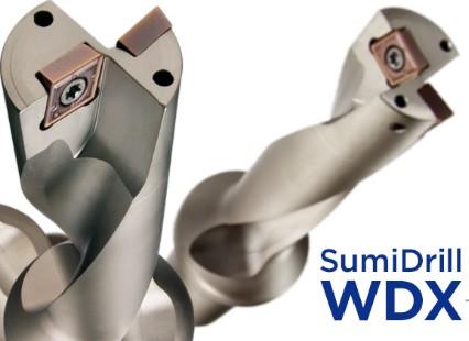SumiDrill WDX